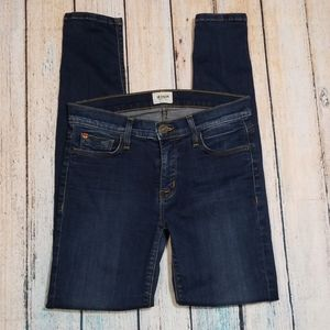 Hudson Jeans Nico Midrise Super Skinny Jeans Sz 26